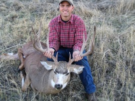 Mule Deer Homestead 2007