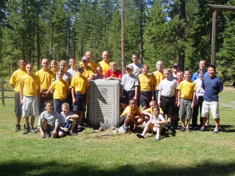 Young Marines Camp 2012